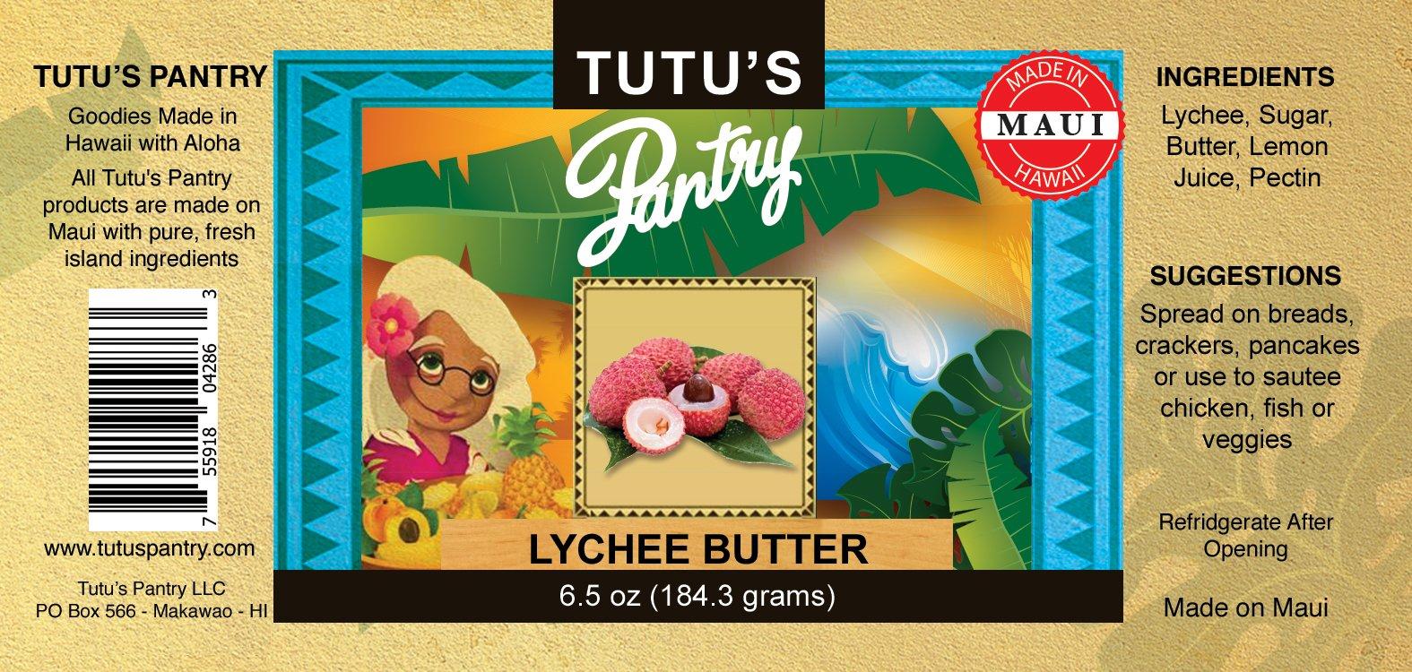 lychee-butter