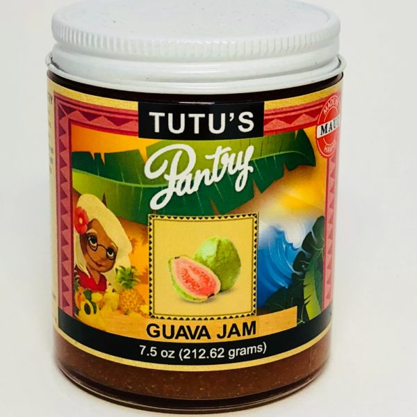 Tutu's Pantry - Guava Jam - 1