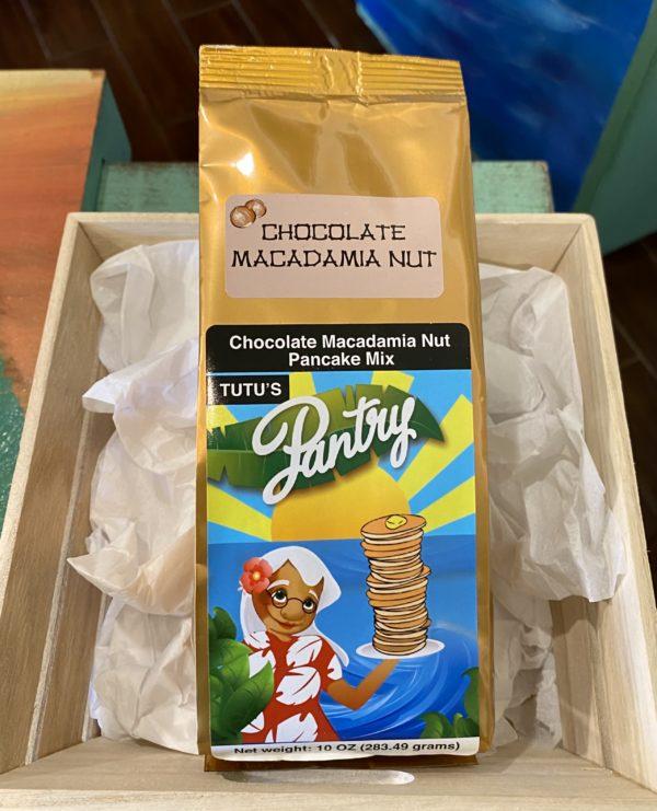 Tutu's Pantry - Chocolate Macadamia Nut Pancake Mix - 1