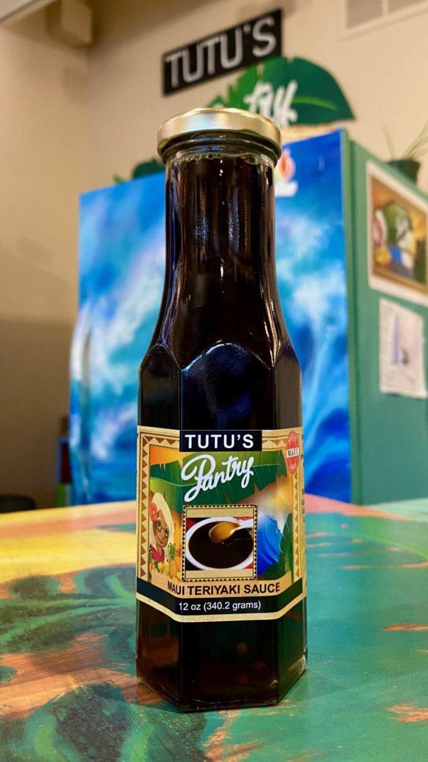 Tutu's Pantry - Maui Teriyaki - 1