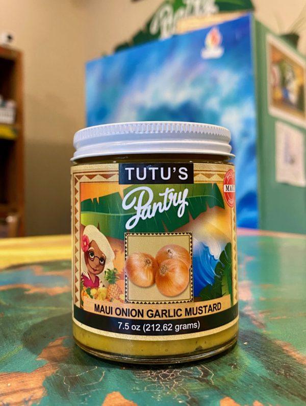 Tutu's Pantry - Maui Onion Garlic Mustard - 1