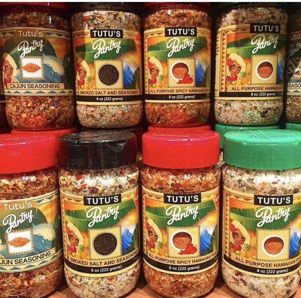 tutu's seasonings