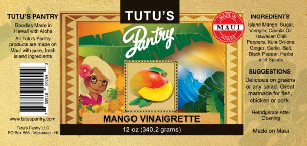 Mango-Vinaigrette