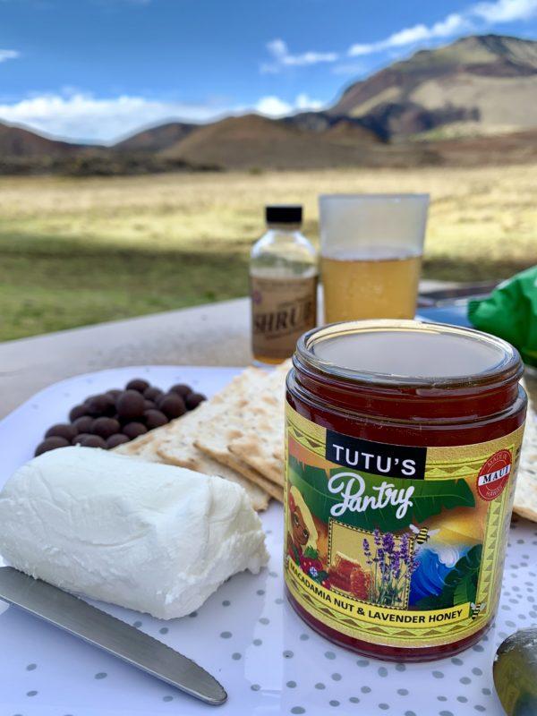 Tutu's Pantry - Macadamia Nut Blossom Honey with Lavender - 3