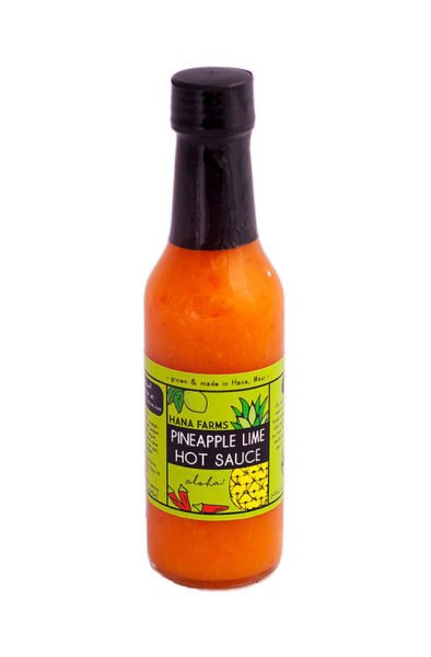 Tutu's Pantry - Hana Farms Pineapple Lime Hot Sauce - 2