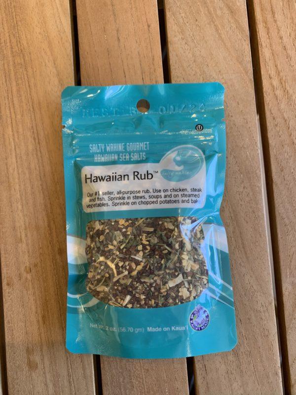 Tutu's Pantry - Hawaiian Rub Salty Wahine Gourmet Sea Salt - 1