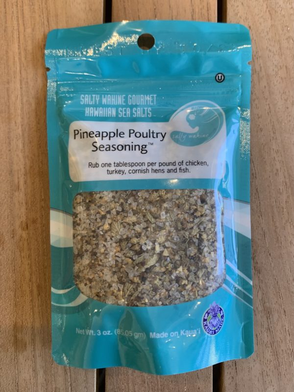 Tutu's Pantry - Pineapple Poultry Seasoning - 1
