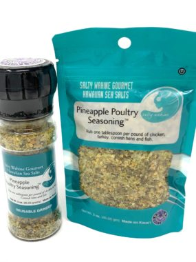 Tutu's Pantry - Roasted Cornish Hens with Pineapple Poultry Seasoning - 5