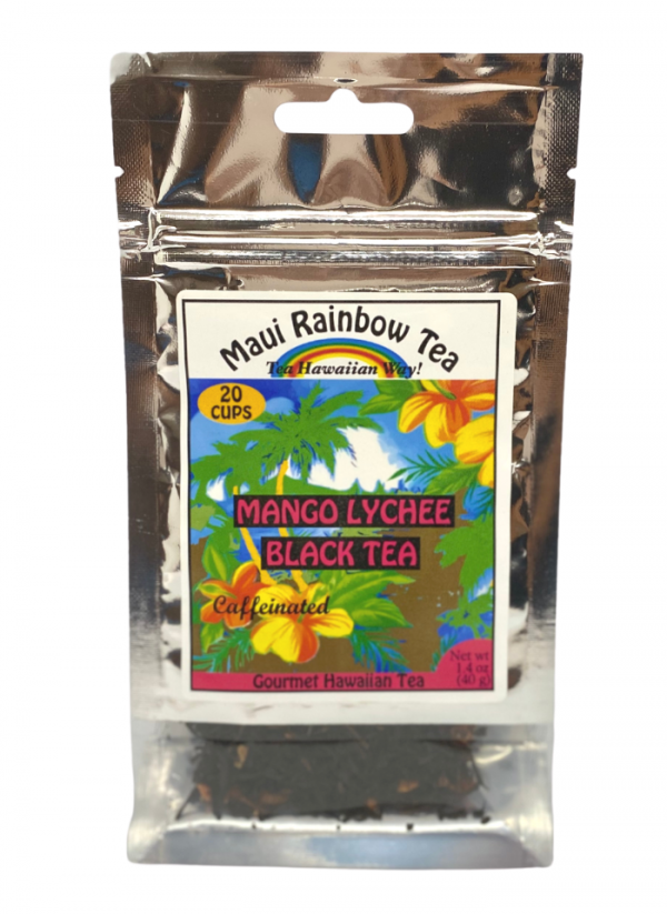 Tutu's Pantry - Maui Rainbow tea - Mango Lychee Black Tea - 1