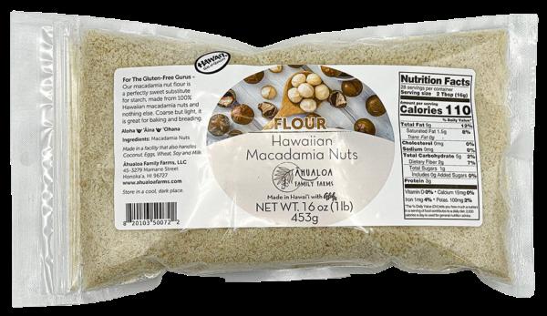 Tutu's Pantry - Macadamia Nut Flour 16 oz - 2