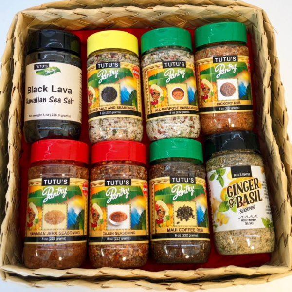Tutu's Pantry - Tutu's Pantry Seasonings 12 Pack - 7