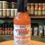 scotch bonnet chili pepper hot sauce