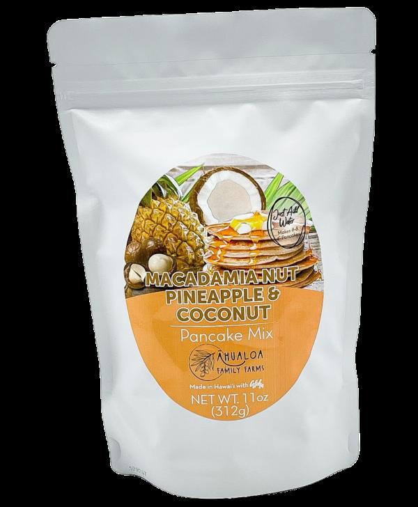 Tutu's Pantry - Macadamia Nut Pineapple Coconut Pancake Mix - 1