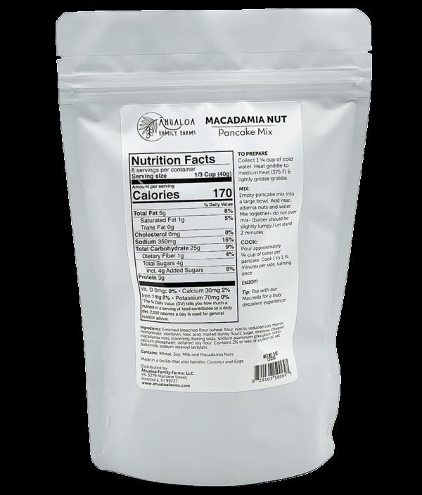 Tutu's Pantry - Macadamia Nut Pancake Mix - 2