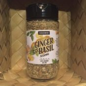 Ginger & Basil seasoning