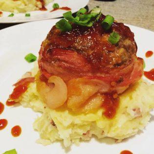 hawaiian style meatloaf