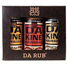 three pack da kine rub