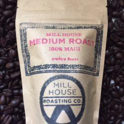medium roast maui mill house coffee