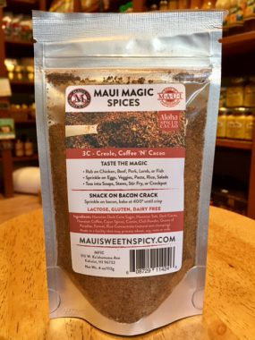 maui magic spices 3c