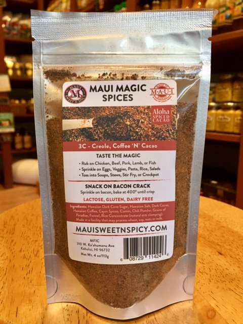 maui magic spices 3c