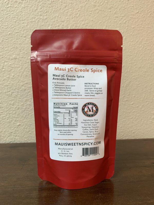 Tutu's Pantry - Maui Magic Spices 3 C Rub - 2
