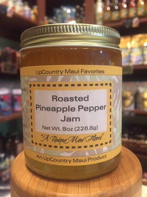 roasted pineapple pepper jam maui favorites