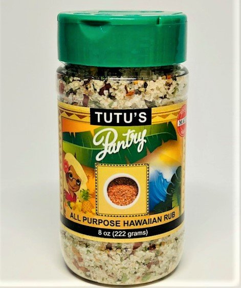 Tutu's Pantry - All Purpose Hawaiian Rub - 1