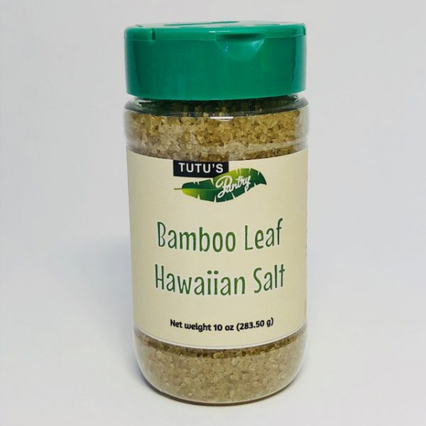 Tutu's Pantry - Hawaiian Sea Salts Gift Set - 2