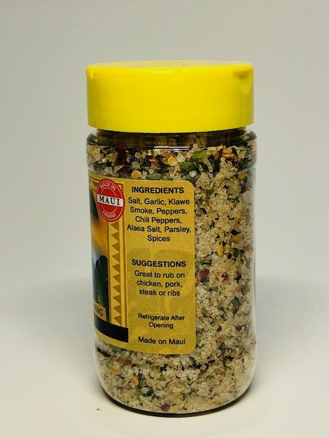Tutu's Pantry - Smoked Salt and Seasoning - 3