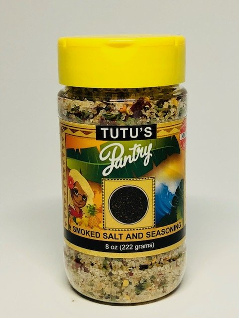 Tutu's Pantry - Smoked Salt and Seasoning - 1