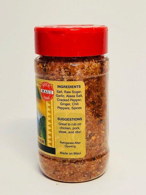 Tutu's Pantry - Spicy All Purpose Hawaiian Rub - 3