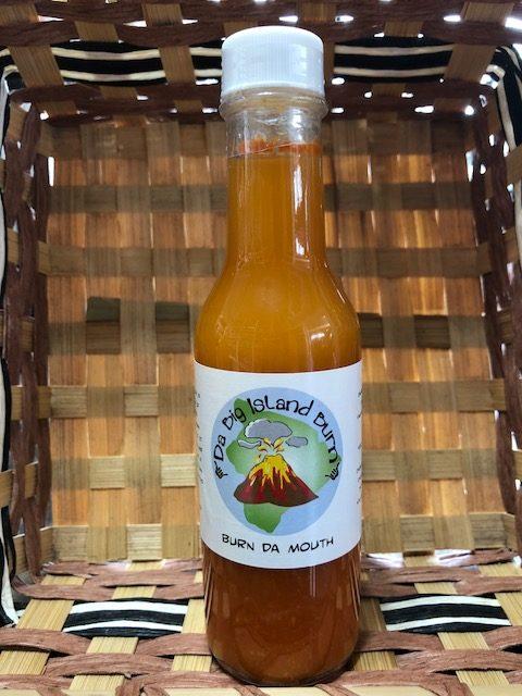 Tutu's Pantry - Da Big Island Burn - Burn Da Mouth Hot Sauce - 1