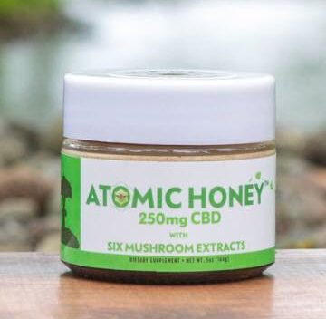atomic honey 250mg