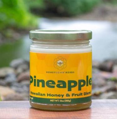 pineapple honey