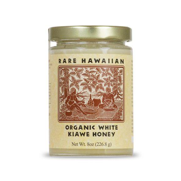 Tutu's Pantry - Organic White Kiawe Hawaiian Honey 3oz - 1