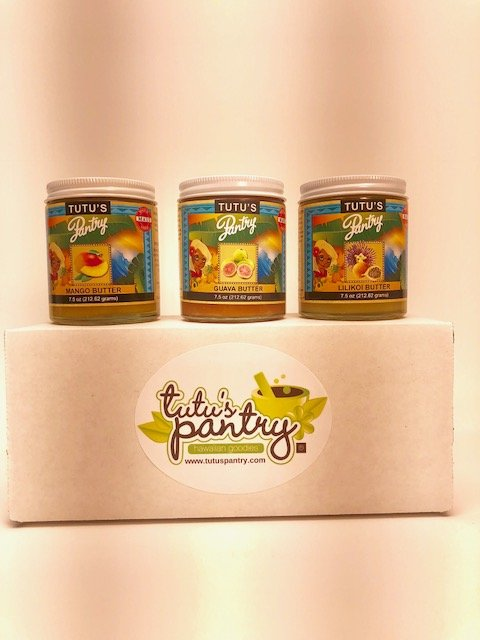 Tutu's Pantry - Tutu's Pantry 3 Pack Fruit Butters - 2