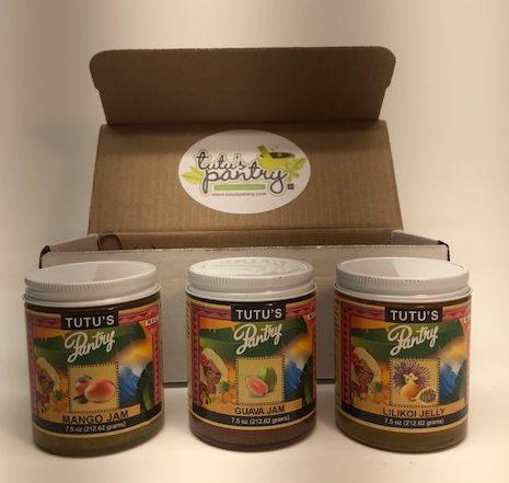 Tutu's Pantry - Tutus Pantry 3 Pack Jams and Jelly - 2
