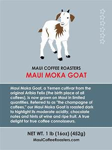 Tutu's Pantry - Maui Mokha Goat Coffee - Whole Bean - 4