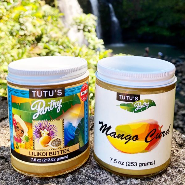 Tutu's Pantry - Lilikoi (Passion Fruit) Butter - 1