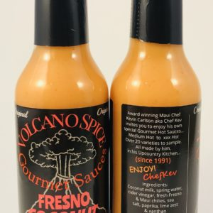fresno coconut hot sauce