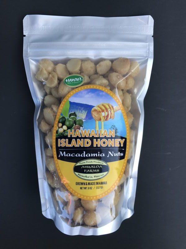 Tutu's Pantry - Hawaiian Island Honey Macadamia Nuts - 1
