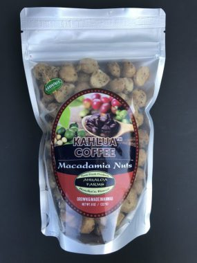Kailua macadamia nuts