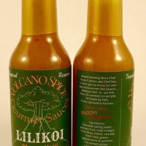 lilikoi hot sauce