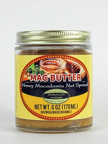 Tutu's Pantry - Honey Macadamia Nut Butter - 1