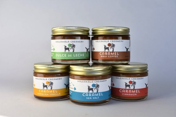 Tutu's Pantry - Gift Set of Goat's Milk Caramel from Haleakala Creamery - 1