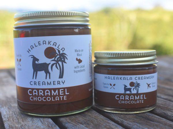 Tutu's Pantry - Gift Set of Goat's Milk Caramel from Haleakala Creamery - 4