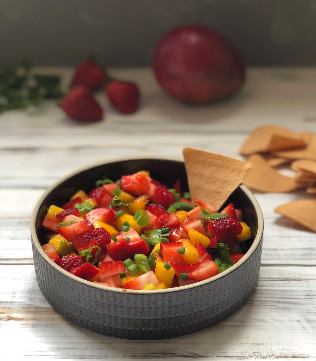 Tutu's Pantry - Strawberry Mango Salsa - 35