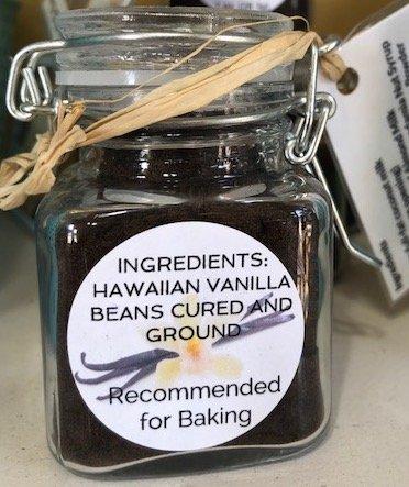 Tutu's Pantry - Hawaiian Vanilla Bean Powder - 2