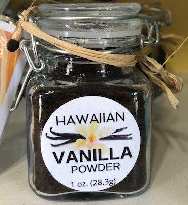 Tutu's Pantry - Hawaiian Vanilla Bean Powder - 1