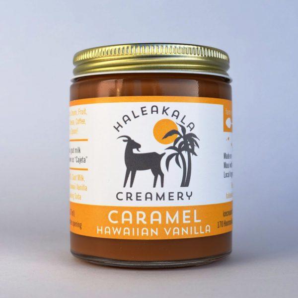 "Tutu's Pantry - Goat's Milk ""Hawaiian Vanilla"" Caramel from Haleakala Creamery - 2"